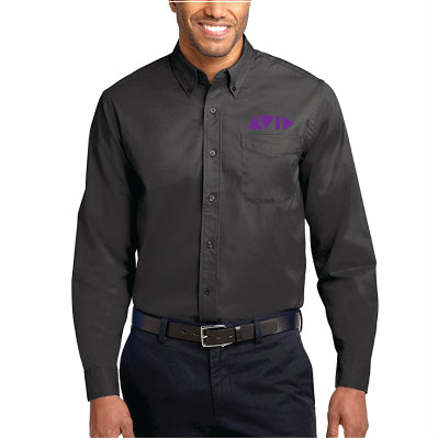 Port Authority Easy Care Tall Long Sleeve Shirt for AVID - TLS608