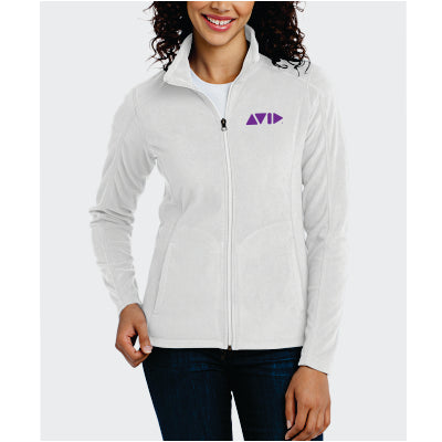 Port Authority Ladies MicroFleece Jacket for AVID - L223