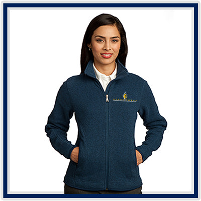 Red House Ladies' Sweater Fleece Full-Zip Jacket - Stachowski Farms - RH55