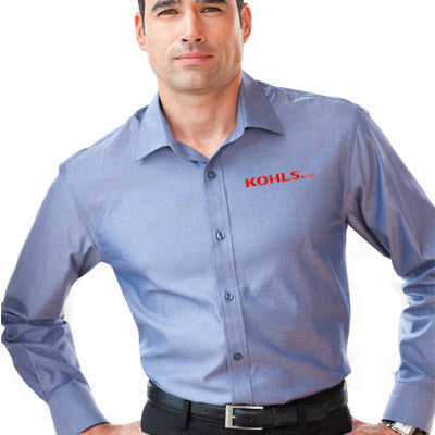 Men's Red House Promotional Apparel Embroidered