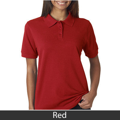 UltraClub Ladies Classic Pique Polo - EZ Corporate Clothing  - 14