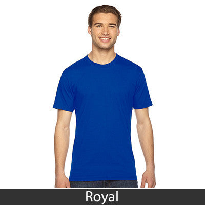 American Apparel Unisex Fine Jersey Short Sleeve T-Shirt - EZ Corporate Clothing  - 43