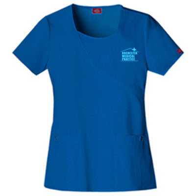 Dickies Medical 82814/ Mock Wrap Top