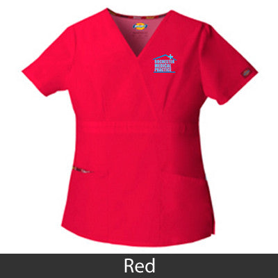 Dickies Medical 86806 / Mock Wrap Top