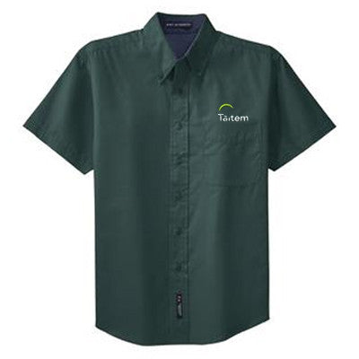 Taitem Engineering - Port Authority Short Sleeve Easy Care Shirt S508