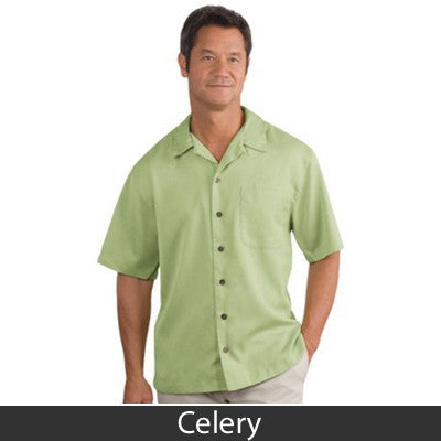 Port Authority Easy Care Camp Shirt - S535 - EZ Corporate Clothing  - 4