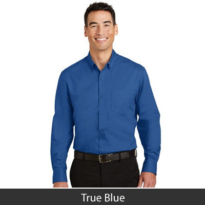 Port Authority SuperPro Twill Long-Sleeve Shirt - S663