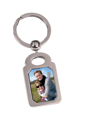 Custom Full Color Picture Keychain - EZ Corporate Clothing  - 2