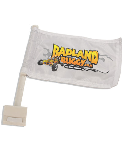 Custom Promotional Car Flag - EZ Corporate Clothing  - 2