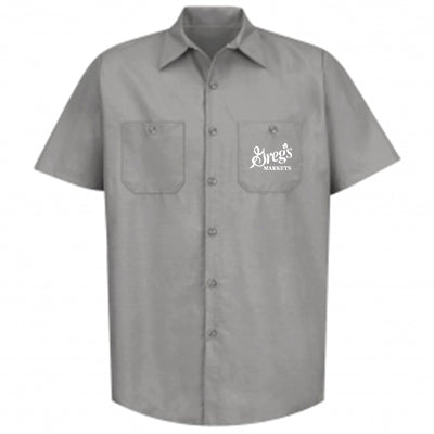 Cornerstone Industrial Work Shirt - Short Sleeve - EZ Corporate Clothing - 1