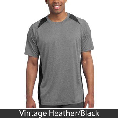 Sport-Tek Heather Colorblock Contender Tee - Clean Energy Collective - EZ Corporate Clothing  - 2