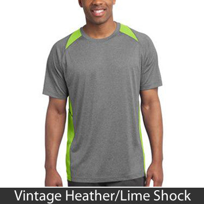Sport-Tek Heather Colorblock Contender Tee - Clean Energy Collective - EZ Corporate Clothing  - 7