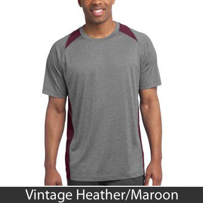 Sport-Tek Heather Colorblock Contender Tee - Clean Energy Collective - EZ Corporate Clothing  - 8