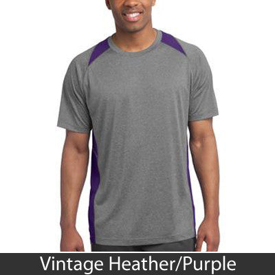 Sport-Tek Heather Colorblock Contender Tee - Clean Energy Collective - EZ Corporate Clothing  - 9
