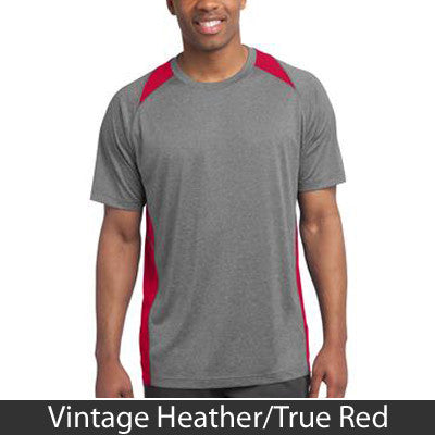 Sport-Tek Heather Colorblock Contender Tee - Clean Energy Collective - EZ Corporate Clothing  - 11