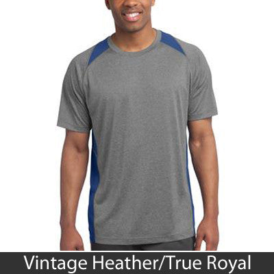 Sport-Tek Heather Colorblock Contender Tee - Clean Energy Collective - EZ Corporate Clothing  - 12