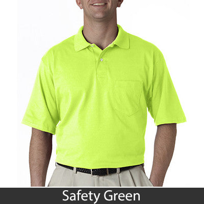 Jerzees 5.6oz, Pocket Sport Shirt with SpotShield - EZ Corporate Clothing  - 10