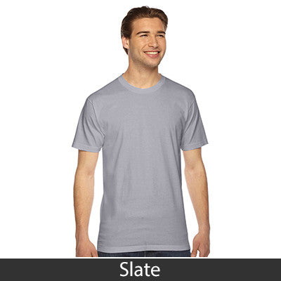 American Apparel Unisex Fine Jersey Short Sleeve T-Shirt - EZ Corporate Clothing  - 45