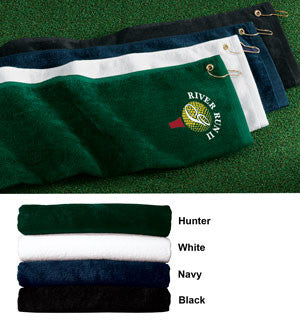 Port Authority Grommeted Golf Towel - EZ Corporate Clothing  - 2