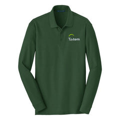 Taitem Engineering - Port Authority Long Sleeve Core Classic Pique Polo K100LS