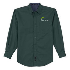 Taitem Engineering - Port Authority Men's Long-Sleeve Easy Care Shirt S608