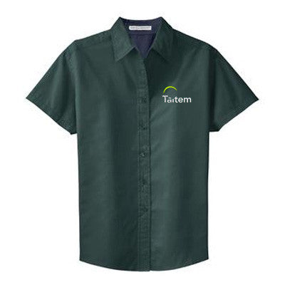 Taitem Engineering - Port Authority Women's Short-Sleeve Easy Care Shirt L508