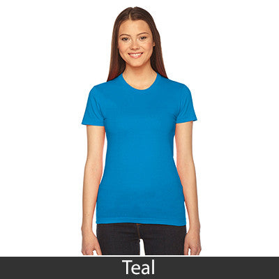 American Apparel Fine Jersey Short Sleeve Womens T - EZ Corporate Clothing  - 44