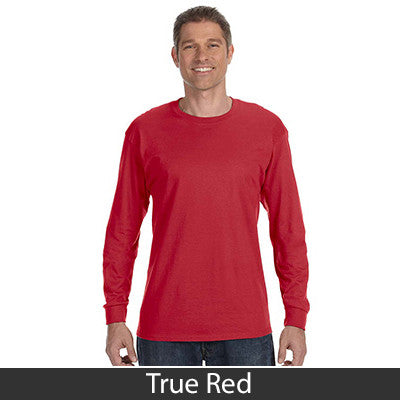 Jerzees Adult Long-Sleeve Heavyweight Blend T-Shirt - EZ Corporate Clothing  - 29