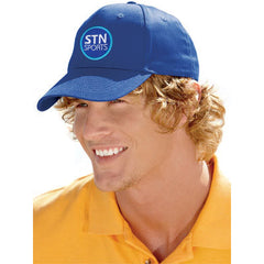 Ultraclub Adult Classic Cut Cotton Twill Cap - EZ Corporate Clothing  - 1