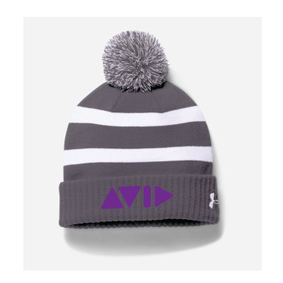 Under Armour Pom Beanie for AVID - 1282228
