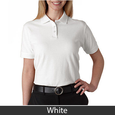 UltraClub Ladies Classic Pique Polo - EZ Corporate Clothing  - 19