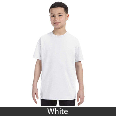 Jerzees Youth Heavyweight Blend T-Shirt - EZ Corporate Clothing  - 45