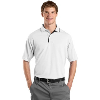 Sport-Tek Men's Dri-Mesh Polo with Tipped Collar & Piping - AIL - EZ Corporate Clothing  - 7