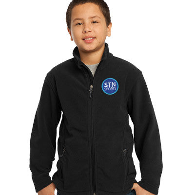 Port Authority Youth Value Fleece Jacket - EZ Corporate Clothing  - 1