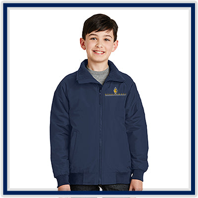 Port Authority Youth Charger Jacket - Stachowski Farms - Y328