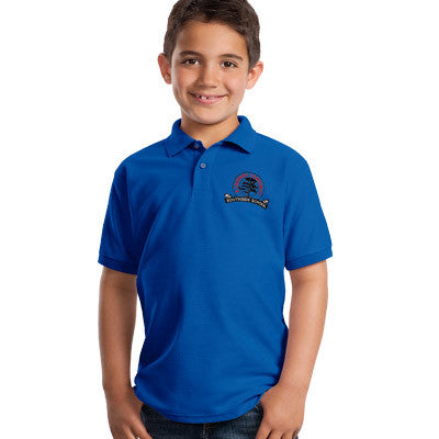 Port Authority Youth Silk Touch Sport Shirt - EZ Corporate Clothing  - 1
