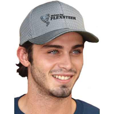 Yupoong Flexfit Athletic Mesh Solid Cap - EZ Corporate Clothing - 1 3b7909ce39a