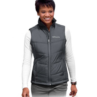 Port Authority Ladies Puffy Vest