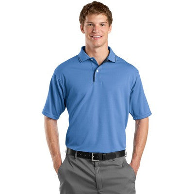 Sport-Tek Men's Dri-Mesh Polo with Tipped Collar & Piping - AIL - EZ Corporate Clothing  - 5