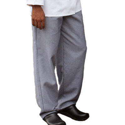 Custom Logo Embroidered Chef Pants