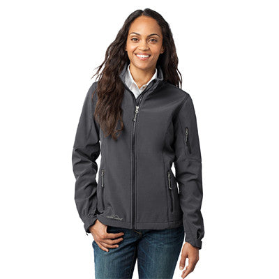 Eddie Bauer Ladies Soft Shell Jacket - EZ Corporate Clothing  - 4