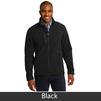 Eddie Bauer Shaded Crosshatch Soft Shell Jacket - EB532