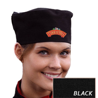 Personalized Logo Embroidered Chef Hats
