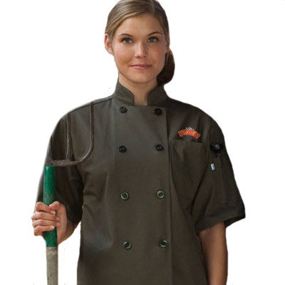South Beach Chef Coat - EZ Corporate Clothing  - 1