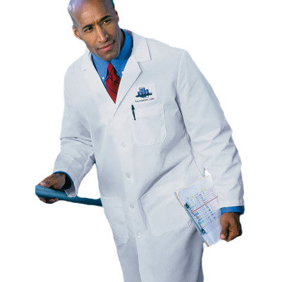 Custom Embroidered Lab Coats