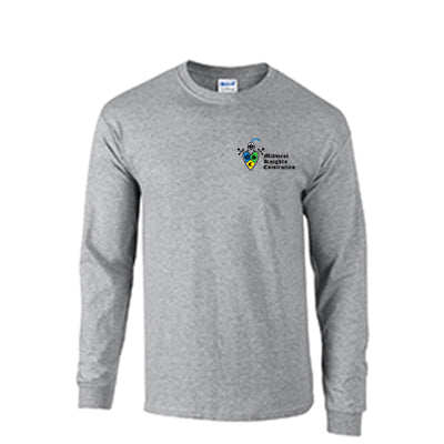 Gildan Adult DryBlend Long-Sleeve T-Shirt