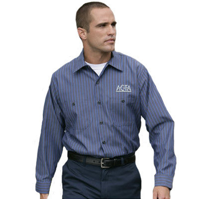Cornerstone Industrial Work Shirt - Long Sleeve - EZ Corporate Clothing  - 1
