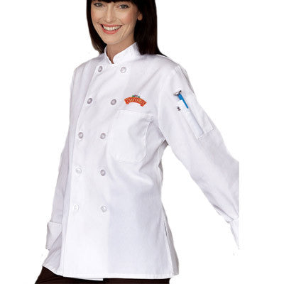 Napa Chef Coat for Women - EZ Corporate Clothing  - 1