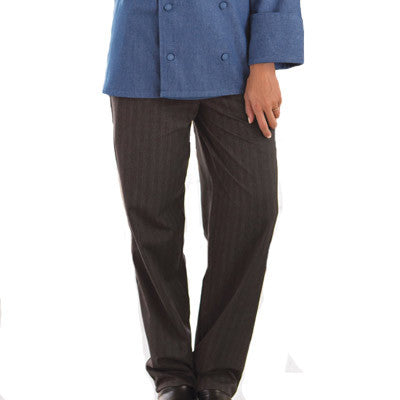Yarn-Dyed Baggy Chef Pant - EZ Corporate Clothing  - 1