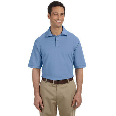 Jerzees 6.5oz Cotton Pique Polo - EZ Corporate Clothing  - 6